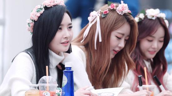 [CAM]160110 코엑스 달샤벳 팬싸인회 by epoxy