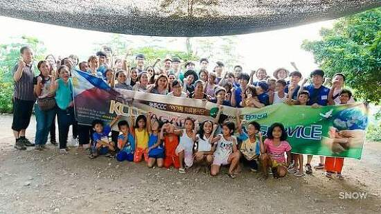 2017광주CCC 여름단기선교 중간사역보고