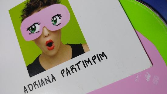 World POP> Adriana Calcanhotto / Fico assim sem você
