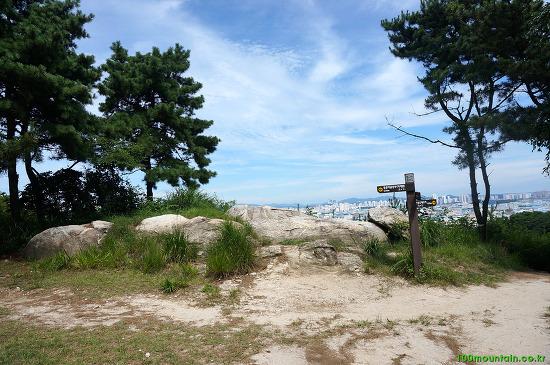 인천 종주길 9코스 : 송도영남아파트(송도역) ~ 청량산 ~ 봉재산 ~ 외암도사거리 ~ 동막역