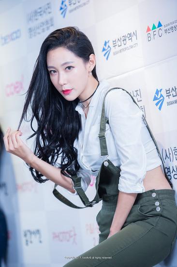 레이싱 모델, 김태희 & 김미진: 부산국제사진영상기자재전 (P&I)