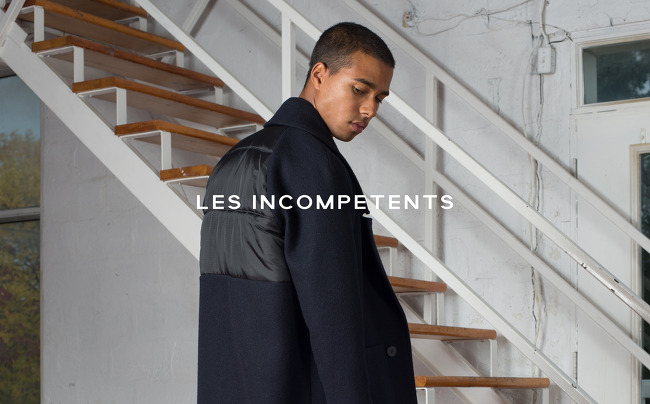 LES INCOMPETENTS : 2016 FALL/WINTER COLLECTION