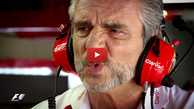 [MOVIE] F1 2016 시즌의 가장 드라마틱했던 순간들
