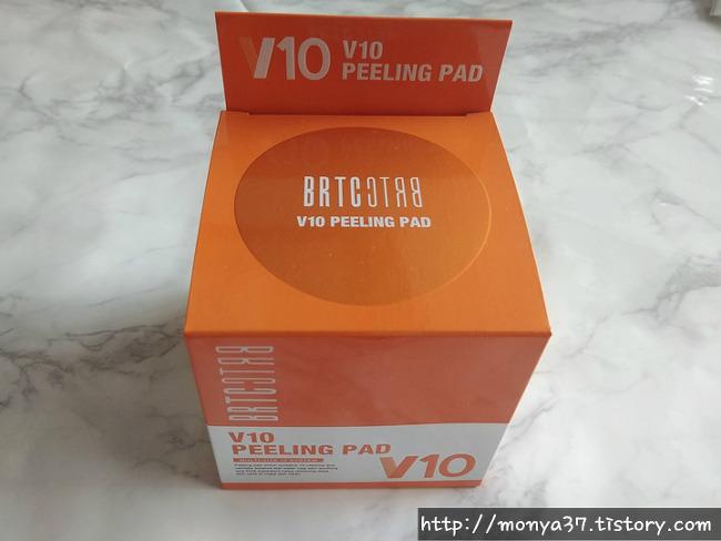 필링패드추천 BRTC(비알티씨) 멀티 비타민 필링패드