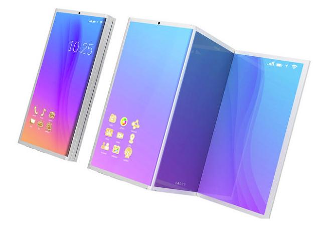 접는 스마트폰 '갤럭시X' 출시 움직임 포착. 삼성의 승부수 될까?