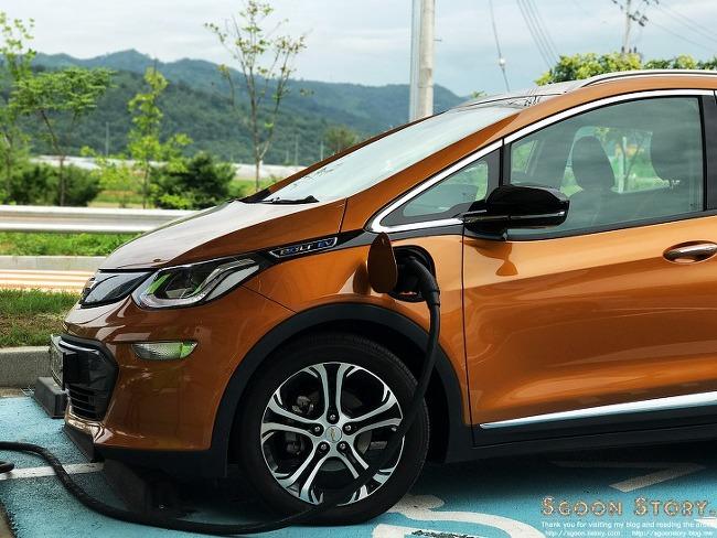 Bolt EV : 쉐보레 볼트 시승을 통해 생각해본 전기차 대중화