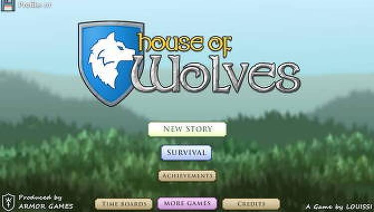 전쟁게임 - 하우스 오브 울브즈