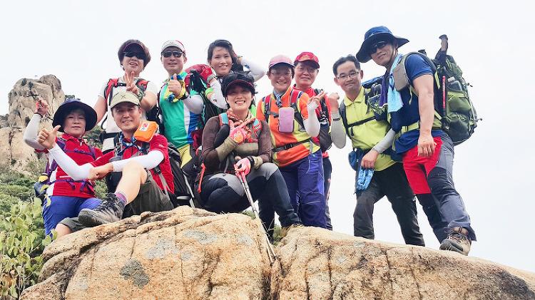 삼성산 산행