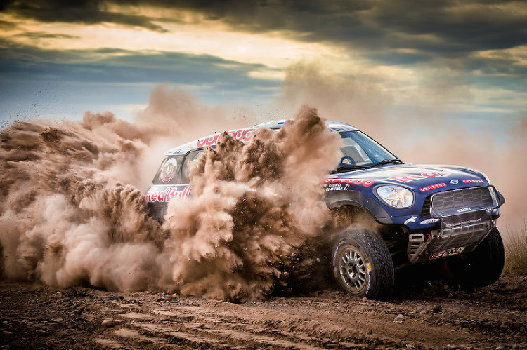 2015 Dakar Rally: Nasser Al-Attiyah defends..