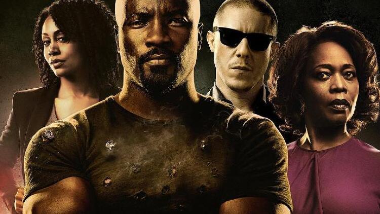 넷플릭스와 마블의 세 번째 프로젝트! 미드 최초의 흑인 슈퍼히어로 마블 루크 케이지(Marvel..