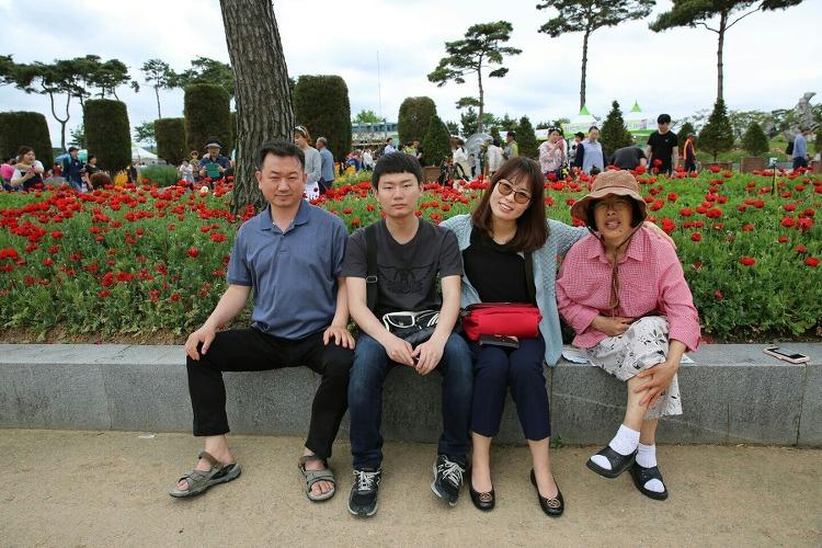 꽃다운친구들 3기 가족을 소개합니다.