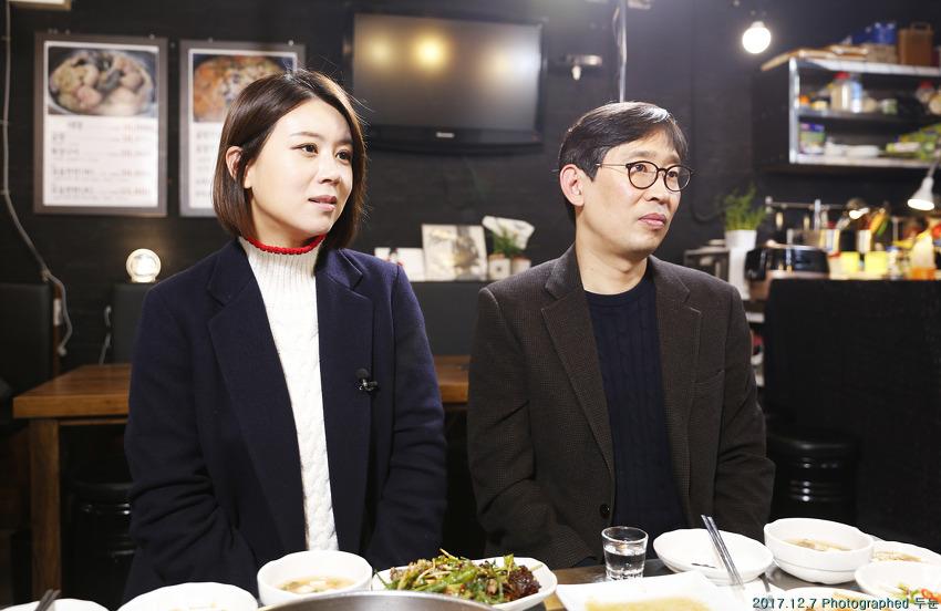최승호 감독님 mbc사장되신날 pd수첩 촬영