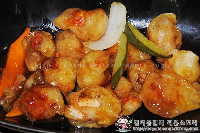 [광화문 중식당]세종문화회관 맛집 광화문아띠 친니! 서울3대 탕수육