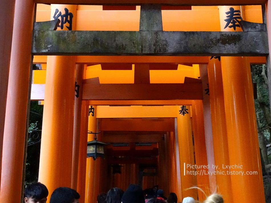 오사카 #16 후시미이나리신사