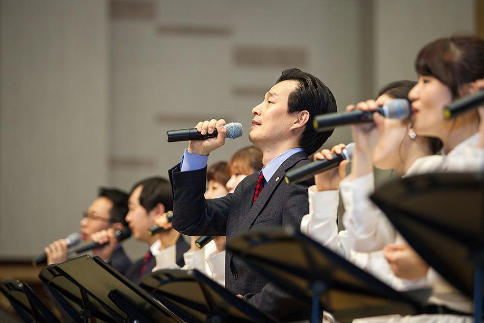 서울 구로구 오류동에 위치하고 있는 평강제일교회입니다.