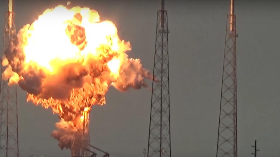 스페이스X, 페이스북 AMOS-6 미션 준비중 로켓 폭발. 보험금을 받을수 있을 것 인가?