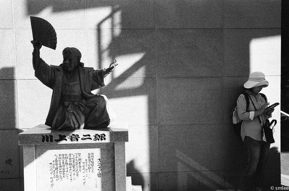 fukuoka snaps with Leica M4, 35mm summi..