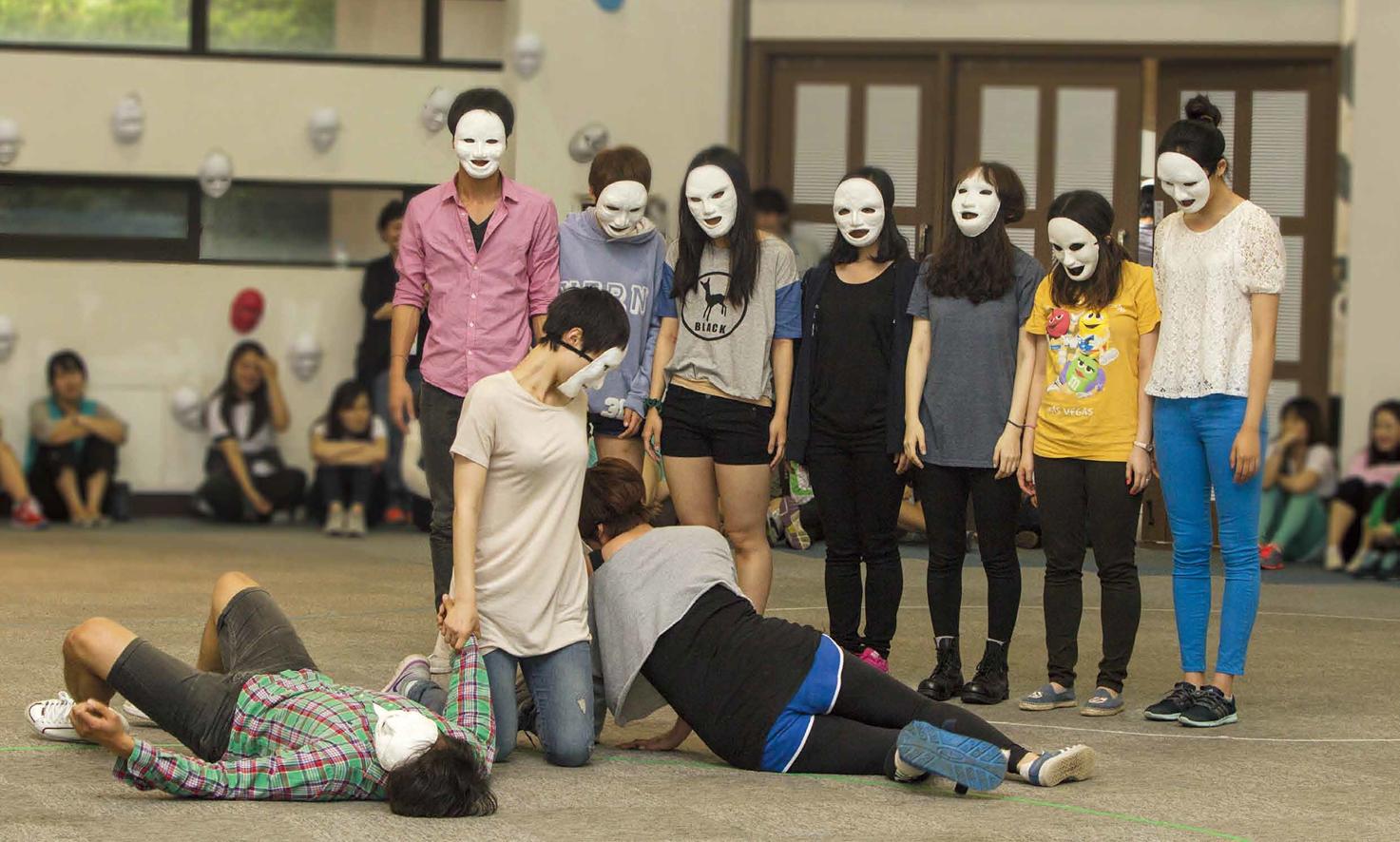청소년연극치료캠프