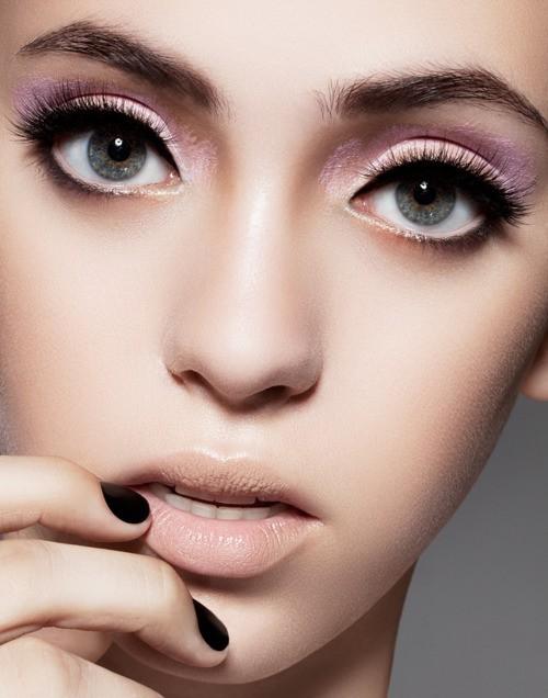 Lip animal makeup