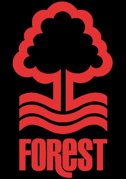 Nottingham Forest emblem(crest)