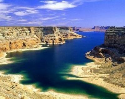 세계에서 제일 신비한 호수