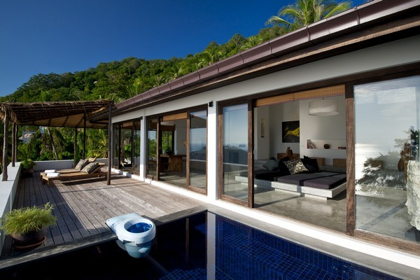 Beach Villa Triple Sun Island Resort Maldives