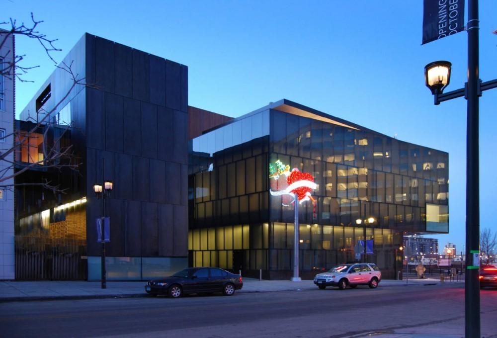 *덴버 현대아트 뮤지엄 [ Adjaye Associates ] Museum Of Contemporary