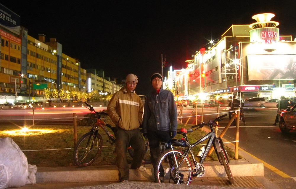 자전거로 달리자 - 여행가기전 기초체력강화용 밤바리 : 1567C249513B8ADB1E0A75