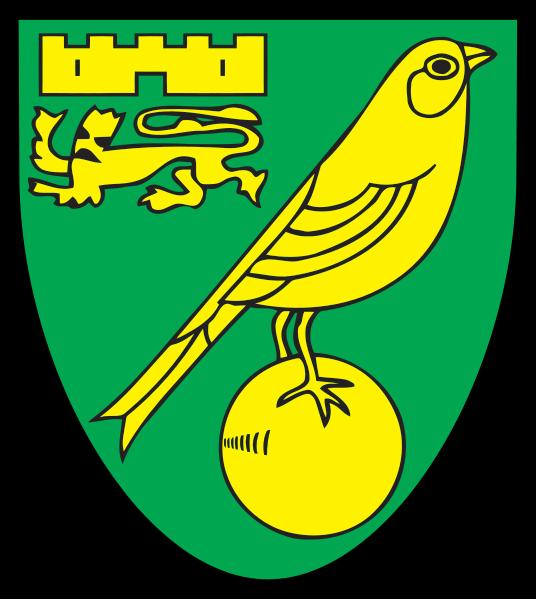 Norwich City emblem(crest)