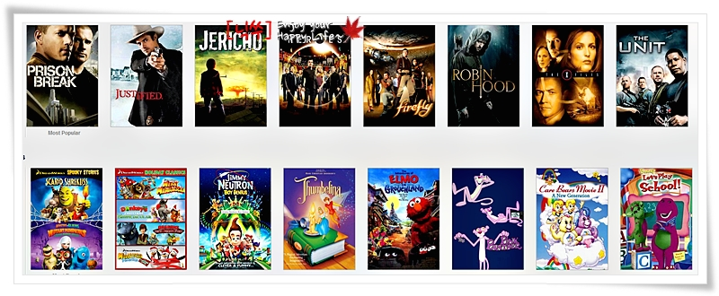 netflix Unlimited Movies & TV Shows - 1 Month free trial)