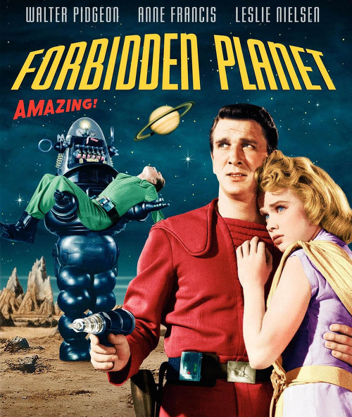 금단의 행성 (The Forbidden Planet, 1956)