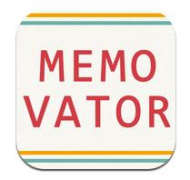 아이폰 영어공부 메모베이터(Memovator) 1.6 1