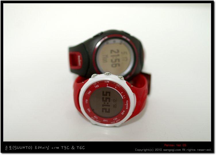 T3C(앞) & T6C(뒤)