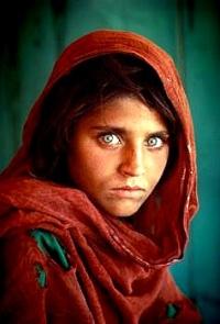 난민촌여인