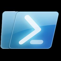 PowerShell icon (c) Microsoft