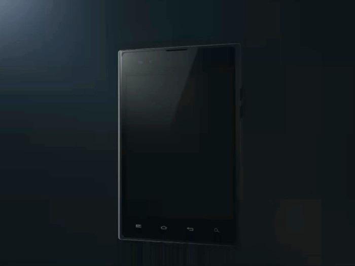 LG 스마트폰 최적의 화면비 옵티머스뷰 디자인