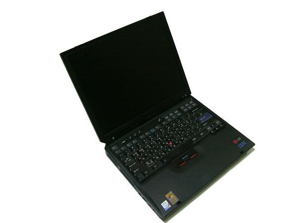 ThinkPad R32 드라이브 문제해결