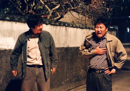 영화 《살인의 추억》의 박두만