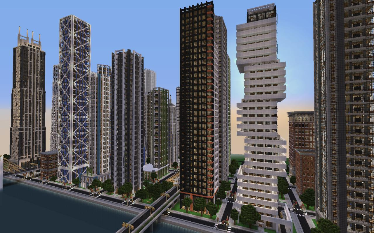 Map New York Minecraft Xbox.Top 10 Punto Medio Noticias Minecraft Xbox 360 New York City Map