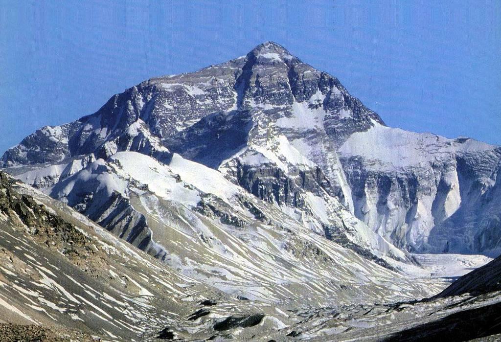 세계의 높은 산들 -높은산 베스트10-