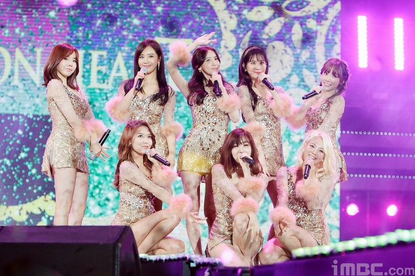 소녀시대 '2016 DMC페스티벌' 무대 고화질 사진 9장