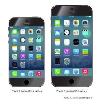 iPhone 6 with 1704 x 960 Pixel Screen in Testing (Report)