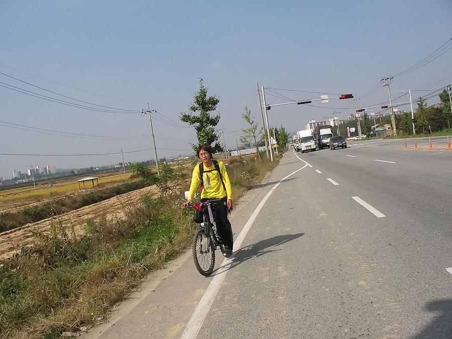 자전거로 달리자 - 3일차 ① ▷ 충청도 : 212DEF4A513BA4D8308EBC