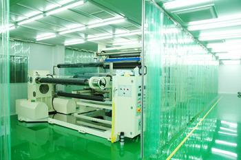 차세대 인쇄전자장비․세계 최대 광폭 스퍼팅장비 연이어 개발 사진