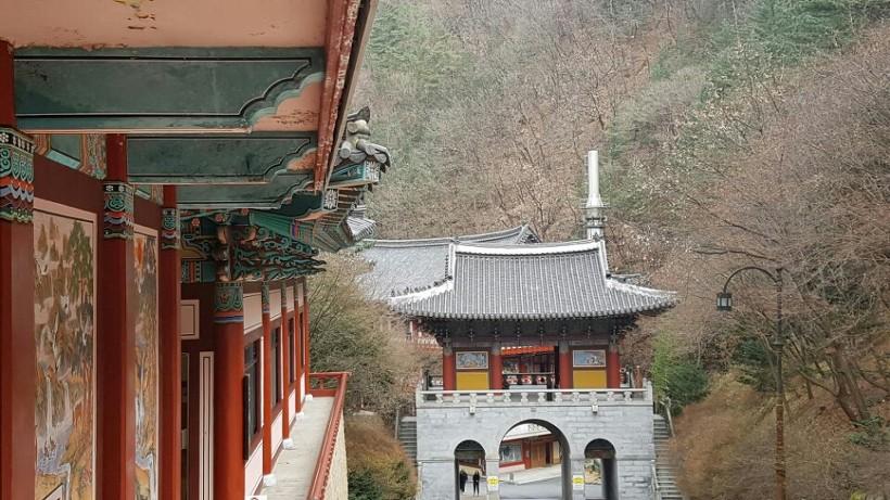 단양 구인사(救仁寺)