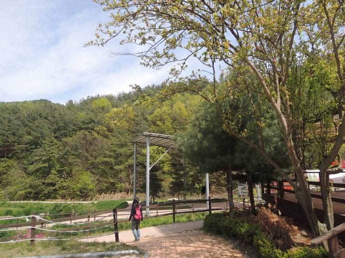 공주시 산책로 데이트코스 금학생태공원