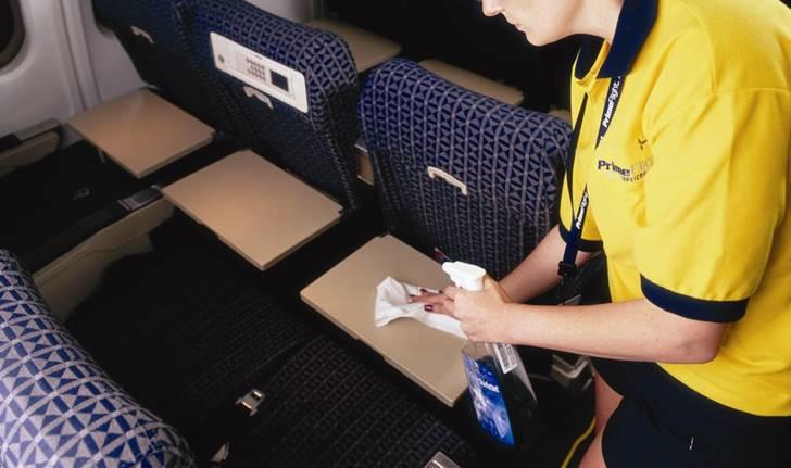 비행기를 청결하게 이용할 수 있는 3가지 방법