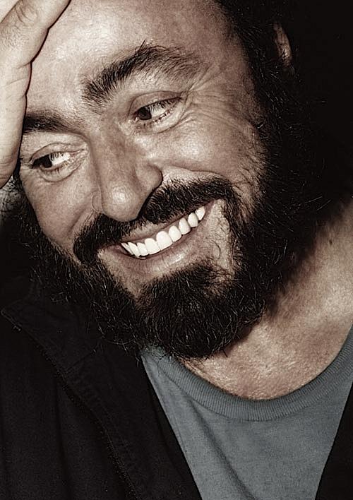 Luciano Pavarotti 이미지