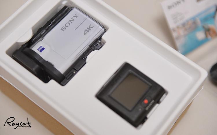 소니 액션캠 FDR-X3000 언박싱