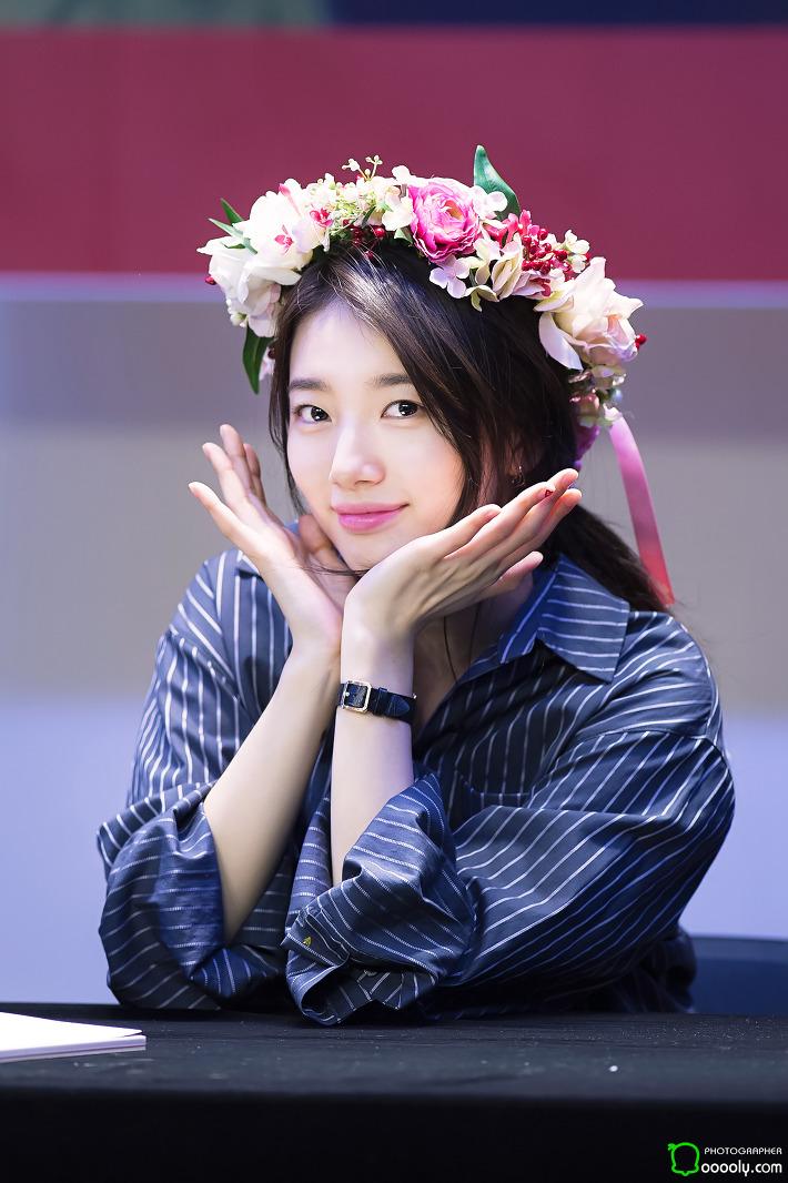 [2017.02.04] 수서 청소년수련관 수지 팬사인회